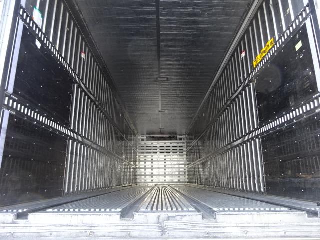 いすゞ H28 ギガ 3軸 低温冷凍車 キーストン ジョロダー 画像10