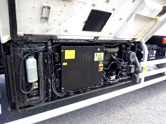 いすゞ H28 ギガ 3軸 低温冷凍車 キーストン ジョロダー 画像14