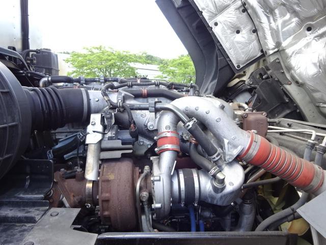 いすゞ H28 ギガ 3軸 低温冷凍車 キーストン ジョロダー 画像22