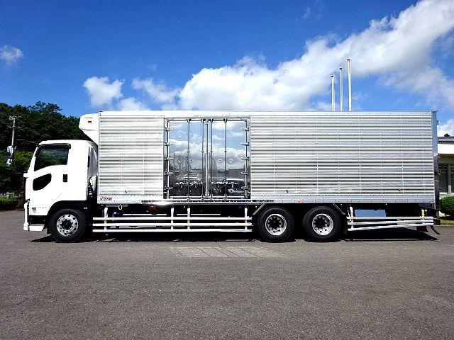 いすゞ H28 ギガ 3軸 低温冷凍車 キーストン ジョロダー 画像4
