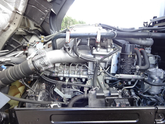いすゞ H28 ギガ 3軸 低温冷凍車 キーストン ジョロダー 画像21