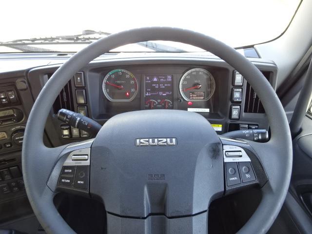 いすゞ H28 ギガ 3軸 低温冷凍車 キーストン ジョロダー 画像24