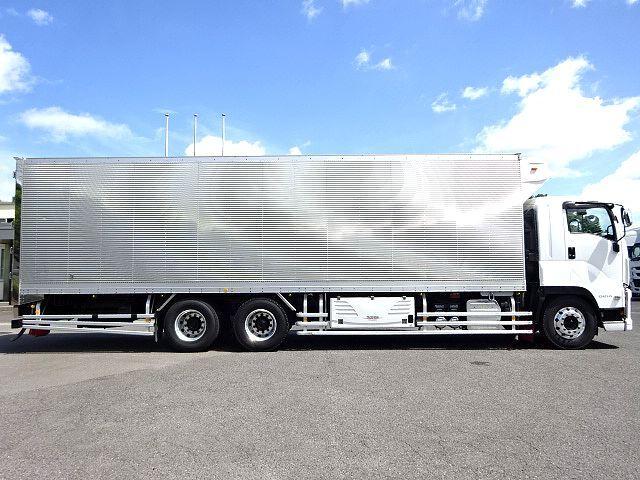 いすゞ H28 ギガ 3軸 低温冷凍車 キーストン ジョロダー 画像6