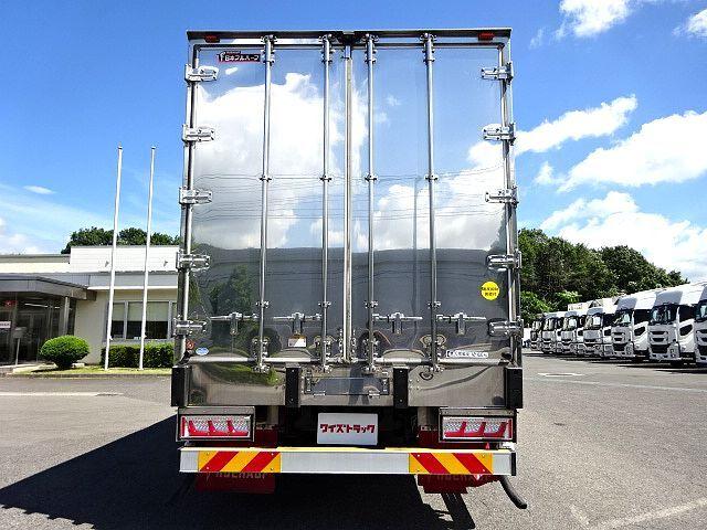 いすゞ H28 ギガ 3軸 低温冷凍車 キーストン ジョロダー 画像8