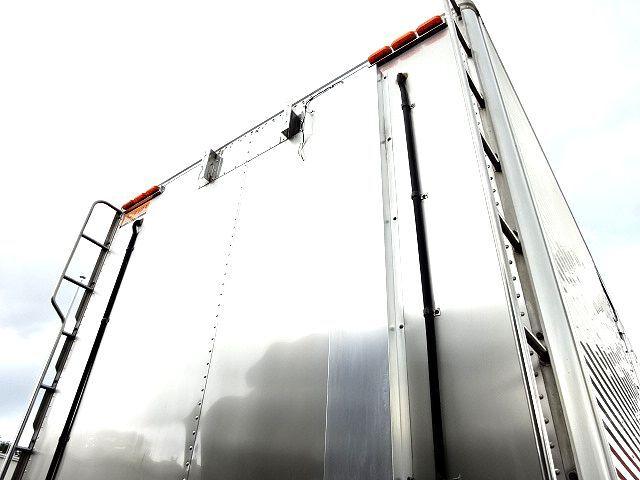 三菱 H23 スーパーグレート ハイルーフ 3軸低温冷凍車 画像20
