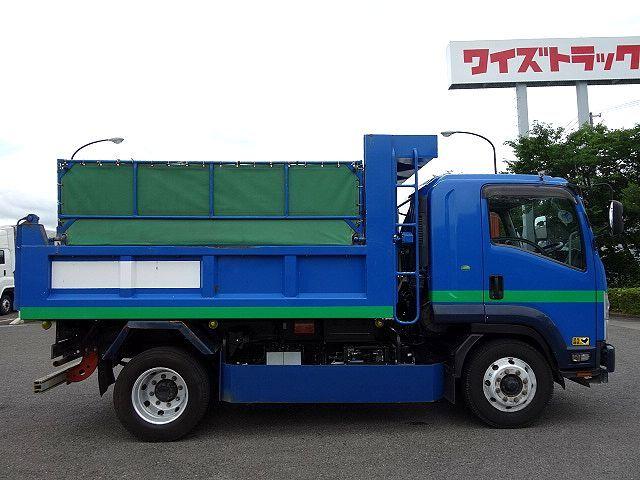 いすゞ H26 フォワード 増トン ダンプ 車検付 画像6
