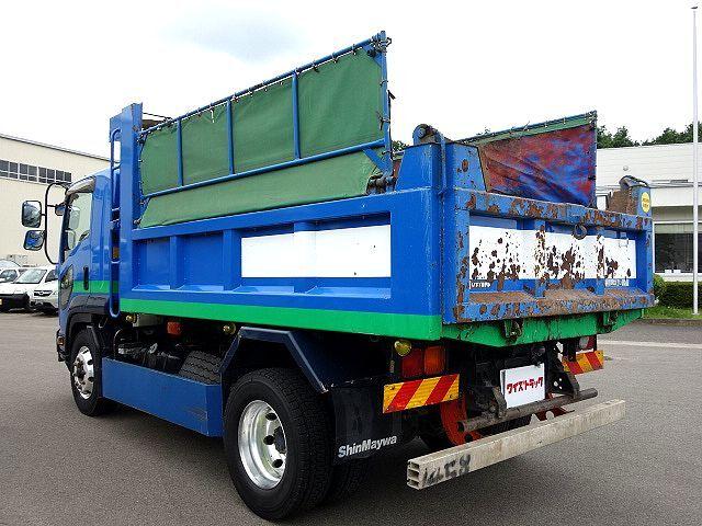 いすゞ H26 フォワード 増トン ダンプ 車検付 画像7