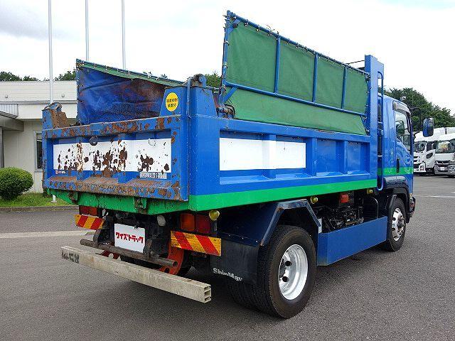 いすゞ H26 フォワード 増トン ダンプ 車検付 画像9