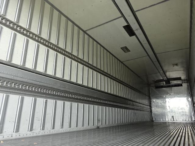 三菱 H17 スーパーグレート 低温冷凍ウィング キーストン 画像10