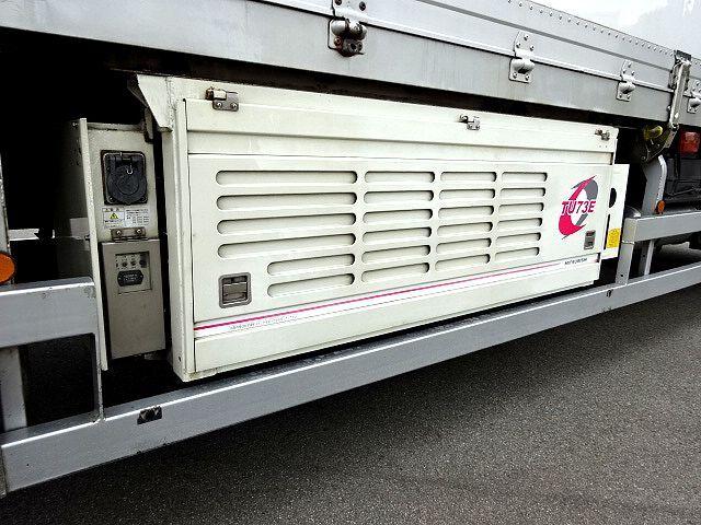 三菱 H17 スーパーグレート 低温冷凍ウィング キーストン 画像12