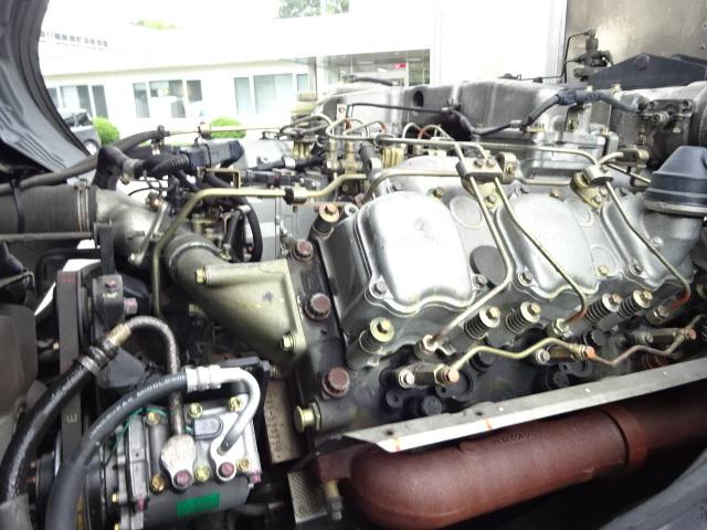 三菱 H17 スーパーグレート 低温冷凍ウィング キーストン 画像19