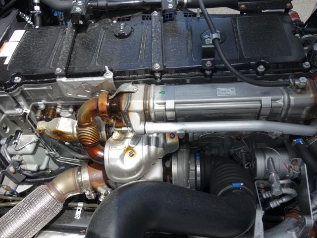 三菱 R3 S グレート ハイルーフ 4軸低床  防錆アルミウィング 未使用 アルミ付き 画像20