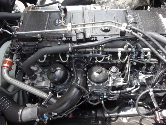 三菱 R3 S グレート ハイルーフ 4軸低床  防錆アルミウィング 未使用 アルミ付き 画像19