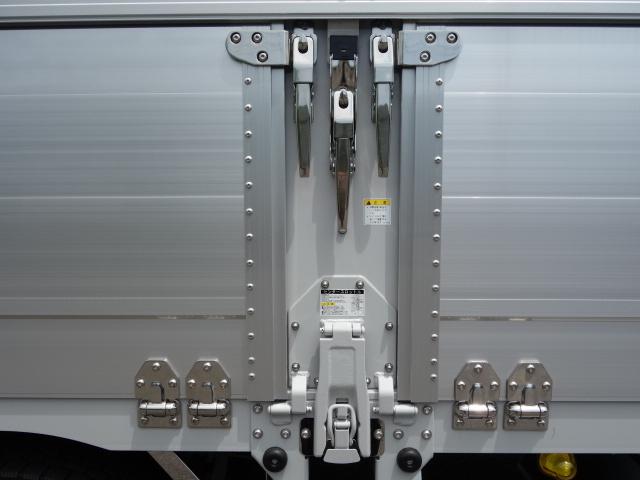 三菱 R3 S グレート ハイルーフ 4軸低床  防錆アルミウィング 未使用 アルミ付き 画像17