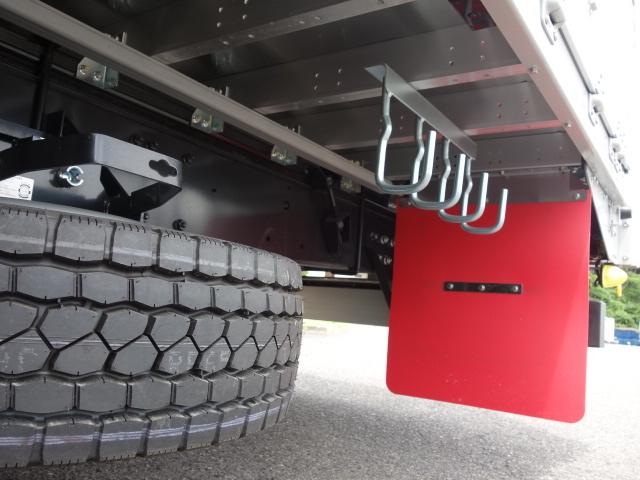 三菱 R3 スーパーグレート ハイルーフ 4軸低床 アルミウィング 未使用 画像14