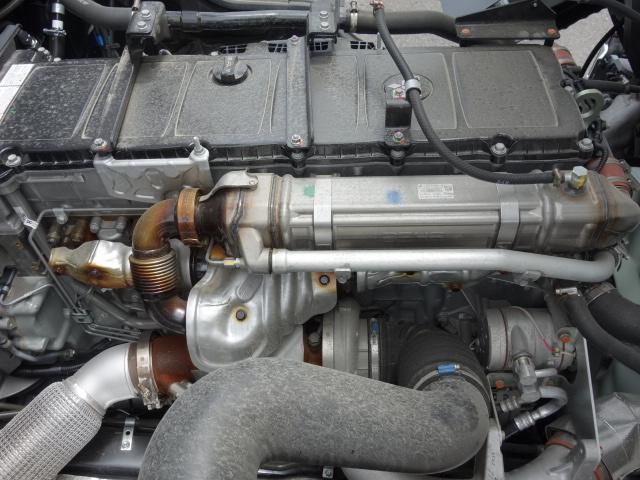 三菱 R3 スーパーグレート ハイルーフ 4軸低床 アルミウィング 未使用 画像17