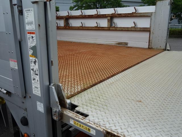 日野 H24 レンジャー 増トン ワイド アルミブロック 3段クレーン PG 画像20