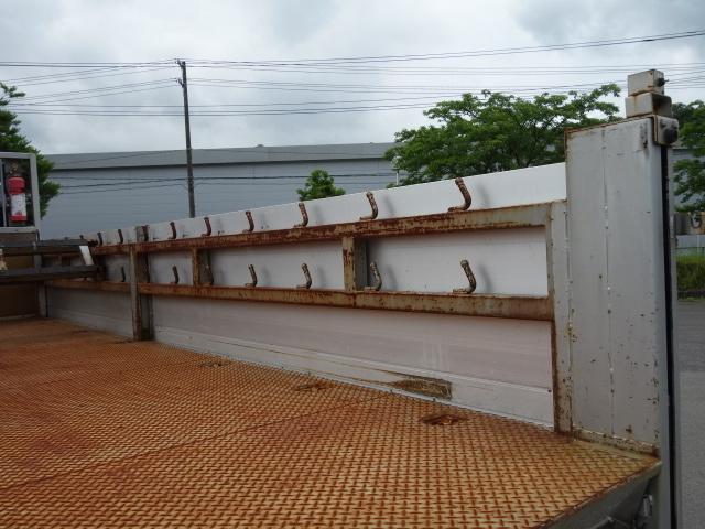 日野 H24 レンジャー 増トン ワイド アルミブロック 3段クレーン PG 画像16