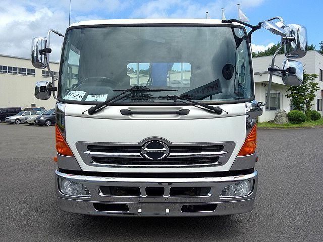 日野 H24 レンジャー 増トン ワイド アルミブロック 3段クレーン PG 画像3