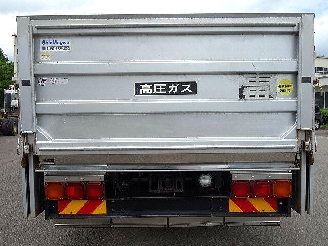日野 H24 レンジャー 増トン ワイド アルミブロック 3段クレーン PG 画像8