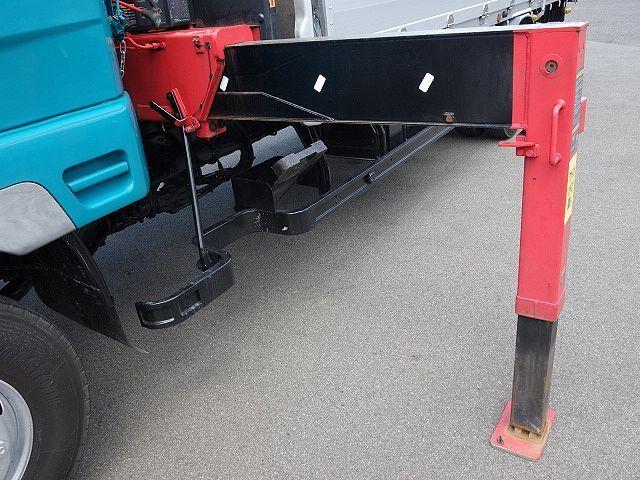 三菱 H27 ファイター アルミブロック 4段クレーン 車検付 画像10