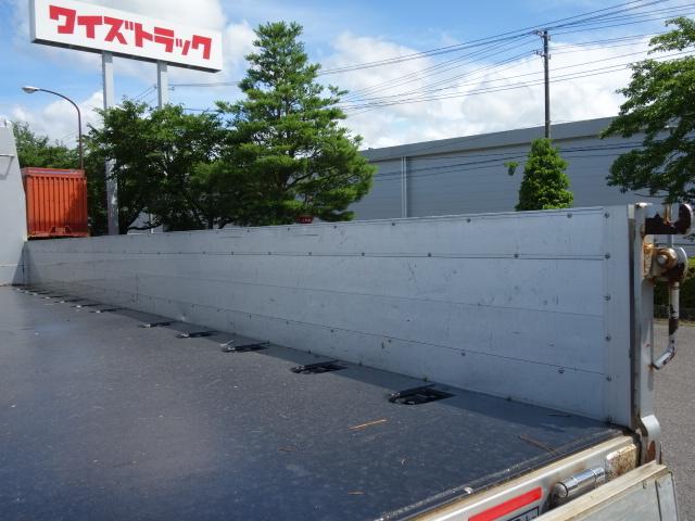 三菱 H27 ファイター アルミブロック 4段クレーン 車検付 画像16