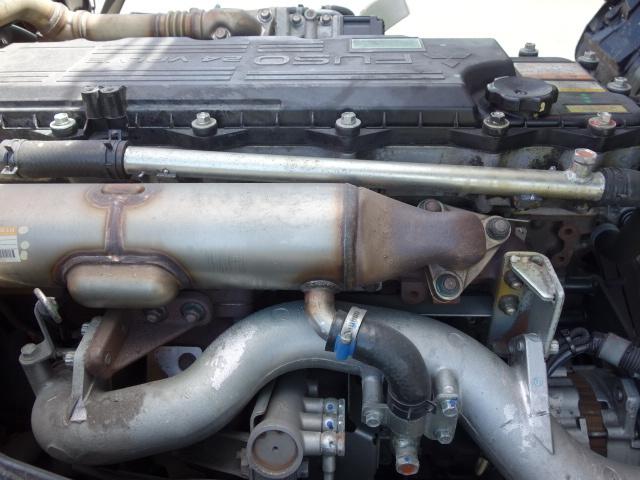 三菱 H27 ファイター アルミブロック 4段クレーン 車検付 画像26