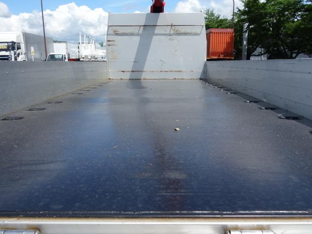 三菱 H27 ファイター アルミブロック 4段クレーン 車検付 画像14