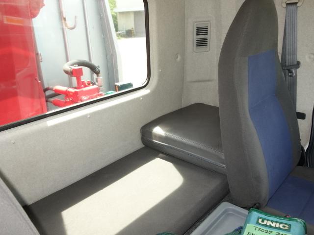 三菱 H27 ファイター アルミブロック 4段クレーン 車検付 画像32
