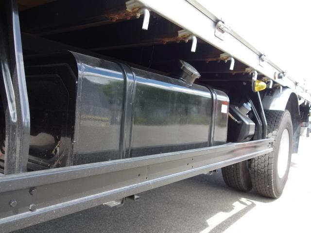 三菱 H27 ファイター アルミブロック 4段クレーン 車検付 画像21