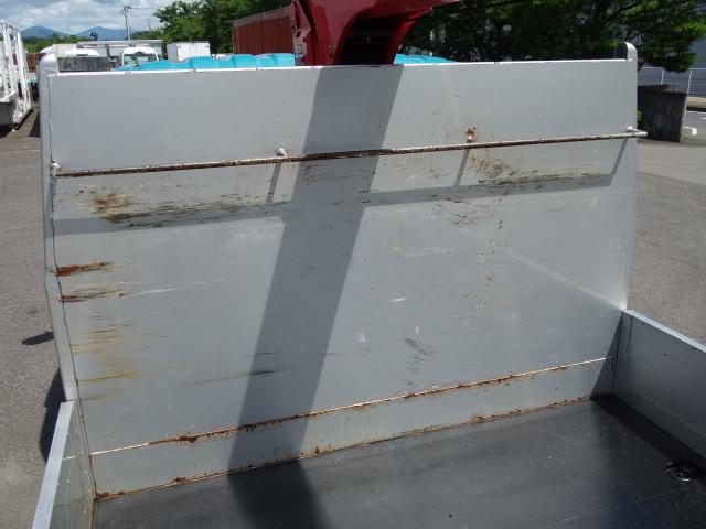 三菱 H27 ファイター アルミブロック 4段クレーン 車検付 画像20