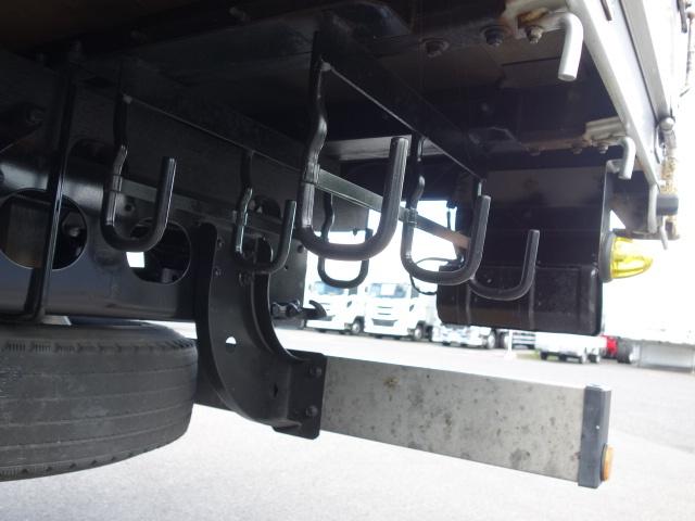 三菱 H27 ファイター アルミブロック 4段クレーン 車検付 画像22