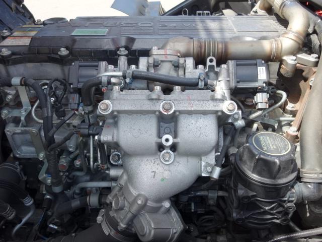三菱 H27 ファイター アルミブロック 4段クレーン 車検付 画像25