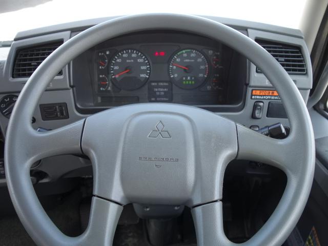 三菱 H27 ファイター アルミブロック 4段クレーン 車検付 画像28