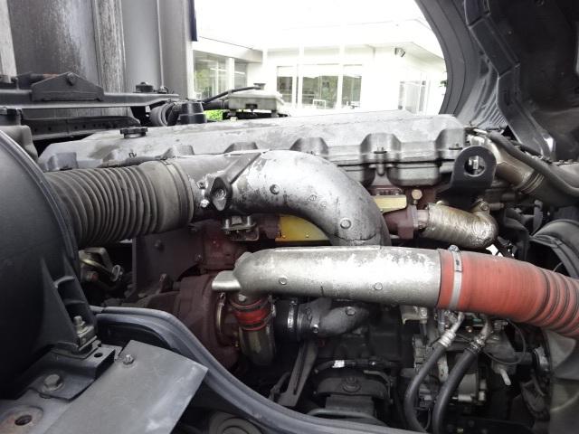 三菱 H18 スーパーグレート 4軸低床アルミウィング 格納PG 画像19