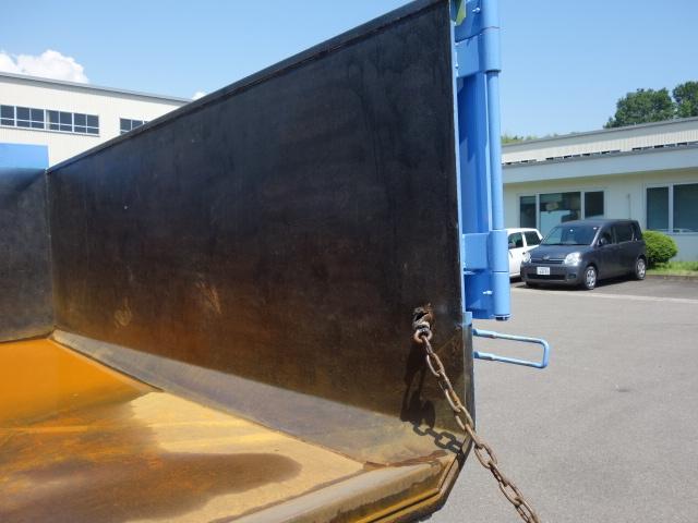 三菱 H15 キャンター 深ダンプ 車検付  画像12