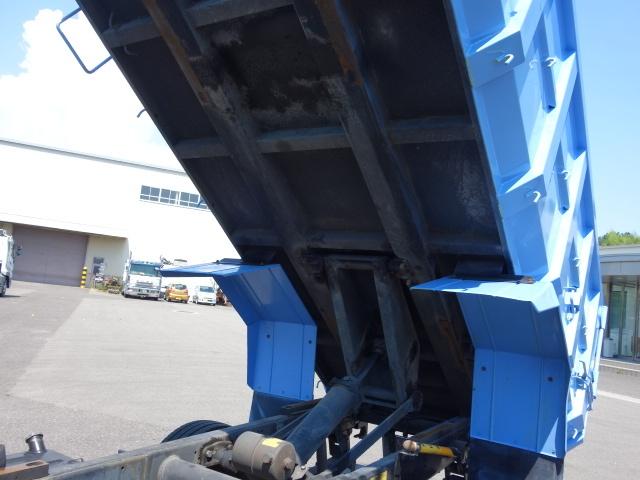 三菱 H15 キャンター 深ダンプ 車検付  画像21