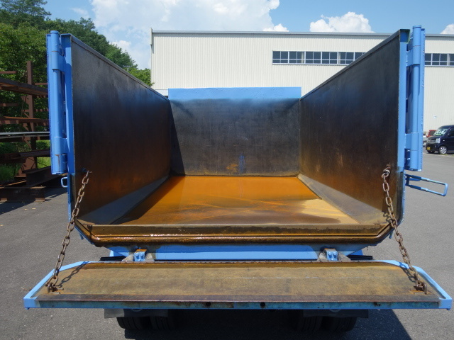 三菱 H15 キャンター 深ダンプ 車検付  画像10