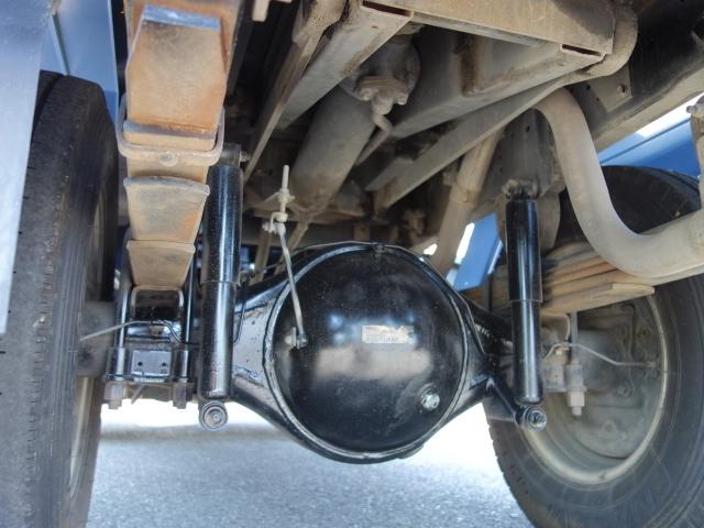 三菱 H15 キャンター 深ダンプ 車検付  画像22