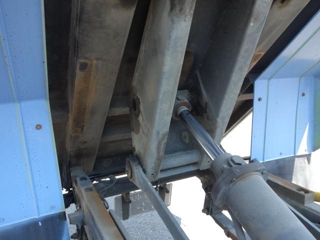 三菱 H15 キャンター 深ダンプ 車検付  画像16
