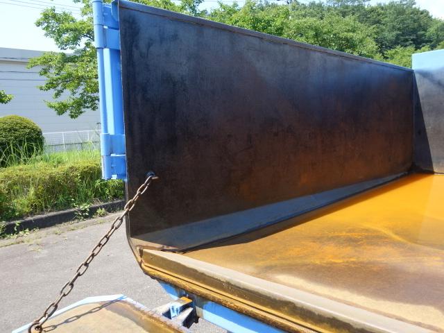 三菱 H15 キャンター 深ダンプ 車検付  画像11