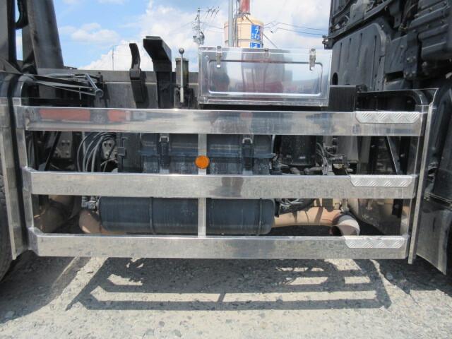 三菱 H24 スーパーグレート ダンプ 510x220 車検付 画像20
