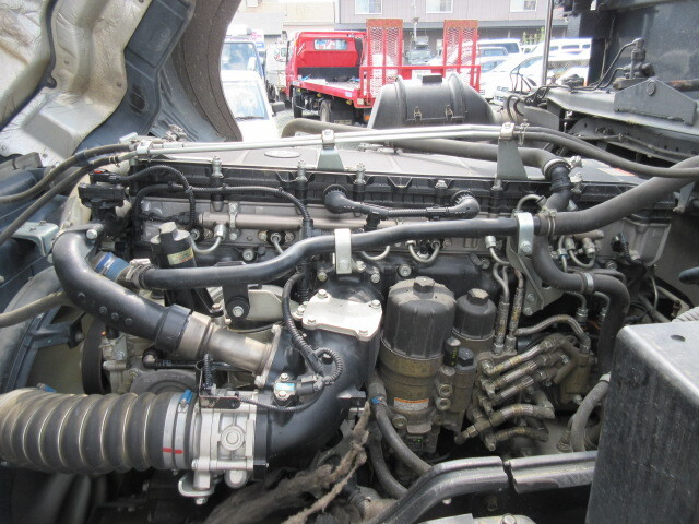 三菱 H24 スーパーグレート ダンプ 510x220 車検付 画像23