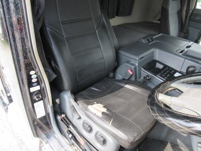 三菱 H24 スーパーグレート ダンプ 510x220 車検付 画像30