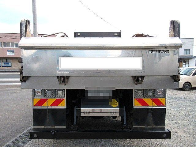 三菱 H24 スーパーグレート ダンプ 510x220 車検付 画像7