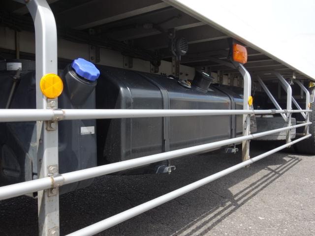 いすゞ H24 ギガ 低温冷凍車 ジョロダー 格納PG 画像19