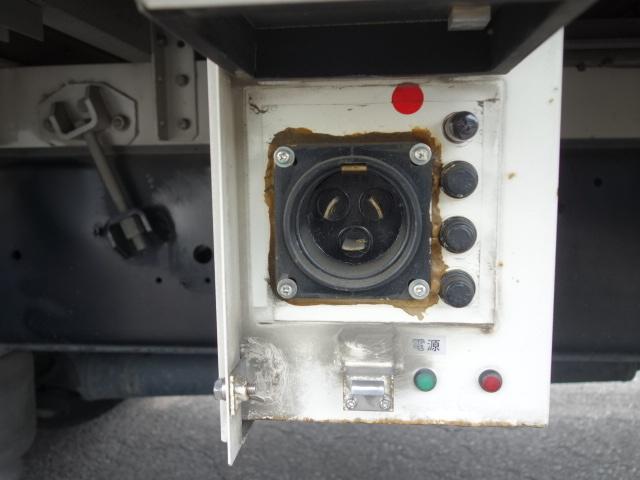 いすゞ H24 ギガ 低温冷凍車 ジョロダー 格納PG 画像20