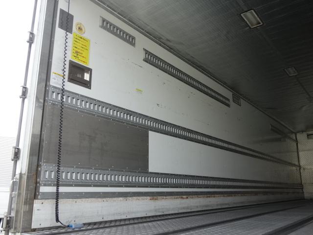 いすゞ H24 ギガ 低温冷凍車 ジョロダー 格納PG 画像10