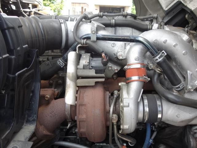 いすゞ H24 ギガ 低温冷凍車 ジョロダー 格納PG 画像22