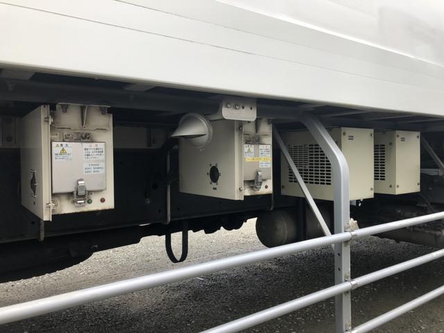 いすゞ H24 ギガ 低温冷凍車 ジョロダー 格納PG 画像33